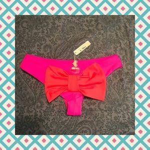 NWT Lolli Bow swim bottoms
